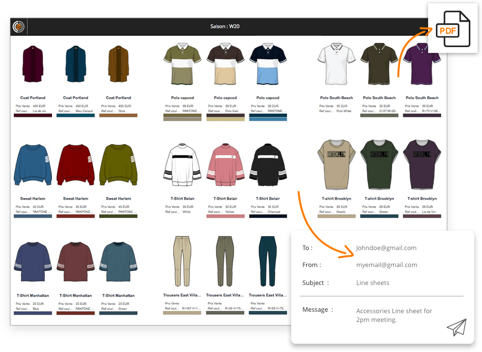 Fashion Plm Product Lifecycle Management With C Design Plm